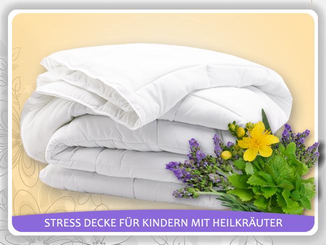 Stress Decke für Kindern mit heilkräuter