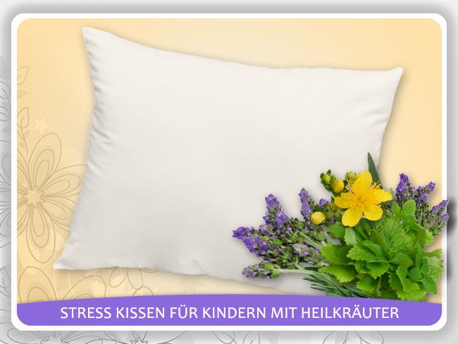 Stress Kissen für Kindern mit heilkräuter